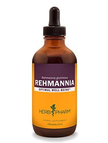 Herb Pharm Rehmannia Liquid Extract - 4 Ounce