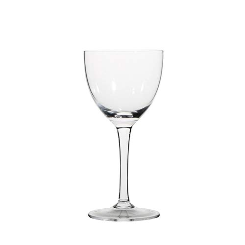 HJFGSAK Copa de vino de cristal de cristal estándar internacional, vidrio de...