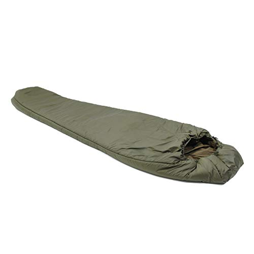 SnugPak Softie 9 Hawk Sleeping Bag Right Handed Olive