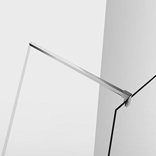 140cm Stange Stabilisierungsstange für Walk in Dusche Duschkabine Duschwand (F-132)