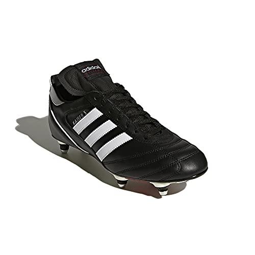 adidas Kaiser 5 Cup - Botas de fútbol, color Negro, talla 44 EU