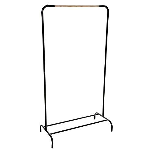Five - Portant à vêtements en métal Noir Artemis Hauteur 149 cm