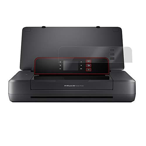 HP OfficeJet 200 Mobile プリンター 用 PET製フィルム 強化ガラス同等の硬度 高硬度9H素材採用 日本製 反射防止液晶保護フィルム OverLay Plus 9H ミヤビックス O9HLOFFICEJET200/12