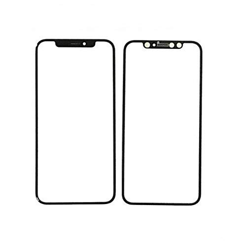 MrSpares Front Screen Outer Touch Glass Cover Panel Lens Compatible for Apple iPhone X