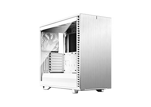 Fractal Design Define 7 White TG ミドルタワーPCケース E-ATX 対応 強化ガラスモデル FD-C-DEF7A-06 CS7699