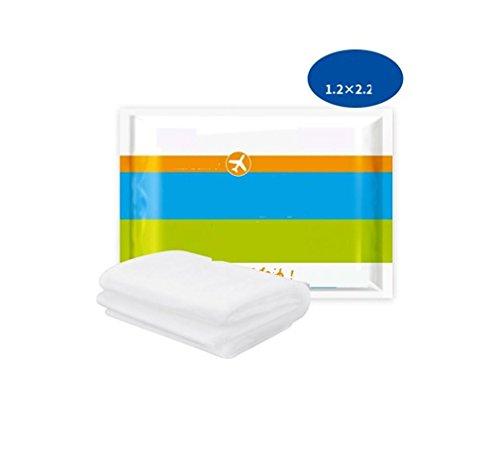 Nola Sang Einweg-Inkontinenz-Bett-Pads mit Kissen-Kappe Absorptions-Packung von 5 Bequemer Schlafsack