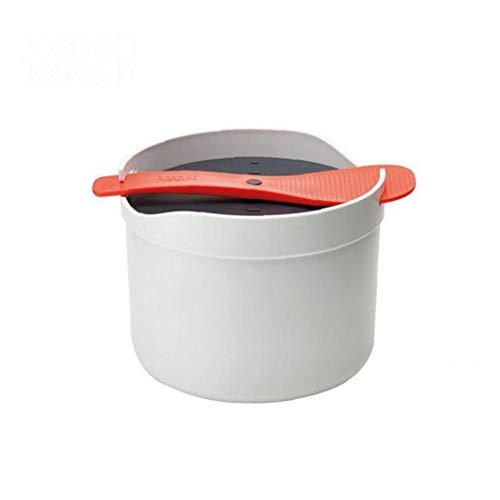 Hotaden Forno a microonde Vapore Cibo pasto Rice Cooker cereale per Piatti Bowl Pentole Utensili da Cucina Accessori Gadgets Accessori per la casa