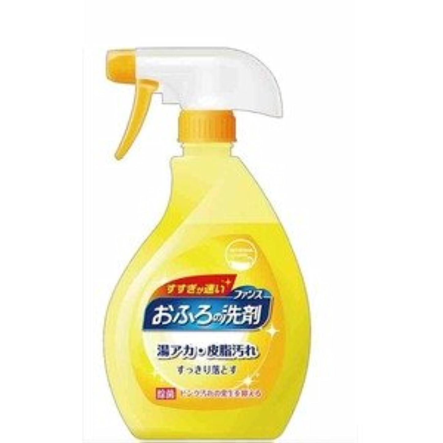 トリクル威信刈り取るルファンスおふろの洗剤オレンジミント本体380ml 46-238 【120個セット】