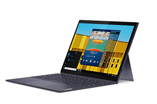 Lenovo Yoga Duet 7 13IML05 13.3' Laptop Notebook with Detachable Bluetooth keyboard, Intel Core i7-10510U, RAM 8GB, 512GB SSD, Camera 13' 2160 x 1350 Touchscreen, Windows 10 Home 64