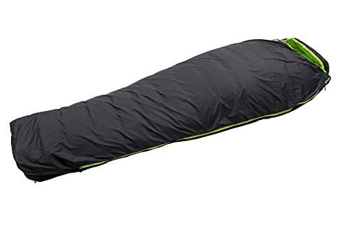 Carinthia G 145 - Sac de couchage momie - L vert/noir Modèle droite 2016 sac couchage homme