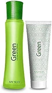Eau De Toliette Green Set For women