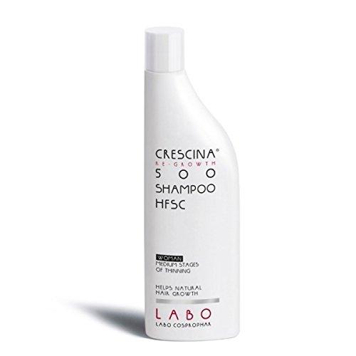 Labo Crescina HFSC Wachstumsförderndes Shampoo, für Frauen, 150 ml