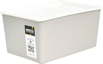 HOUZE SB-1501-GREY Linear Box with Lid, 5L
