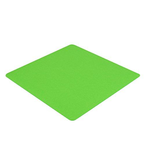 7even vilt pad 30 x 30 cm voor bijv. Cube kruk blauw - eenzijdig 4mm