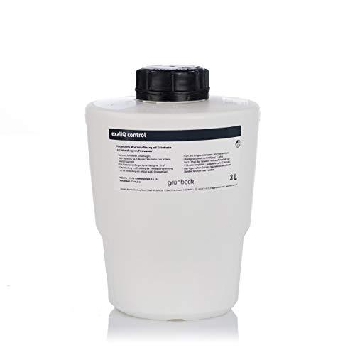 Grünbeck doseeroplossing mineraaloplossing exaliQ control 3 liter fles 114031-3