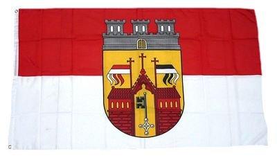 Fahne / Flagge Herford NEU 90 x 150 cm Fahnen