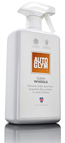 Autoglym CW001EUR Clean Wheels Spray - Entfernung von Bremsstaub und Straßenschmutz, 1 L