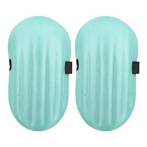 Kadimendium Rodilleras, Protector de piernas Cómodas Rodilleras para Patinaje sobre Ruedas con Forro Interior Suave para Suelos de construcción