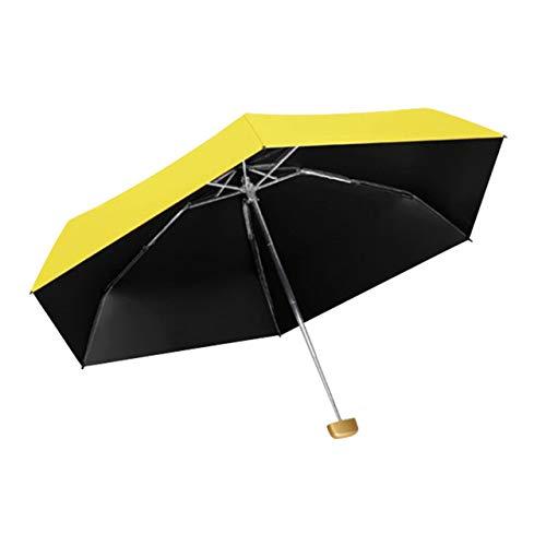 Kleiner F Faltschirm Regen Sonnenschirm Regenschirm Sonnenschutz und UV-Schutz Mini Regenschirm Frauen Geschenk-01, Australien
