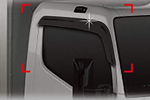 Mitsubishi Fuso Canter 2005+ Windabweiser Set (2 Stück) (geräuchert)