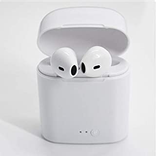 c78268ed4d3 SPRING JUMP I7 TWS Earbuds Headsets Double Twins Stereo Music Earphone  Bluetooth Headset with Mic (