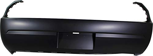 Evan-Fischer Rear Bumper Cover Compatible with 2008-2014 Dodge Challenger Primed