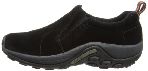 Merrell Men's Jungle Moc Slip-On Shoe,Midnight,8 W US