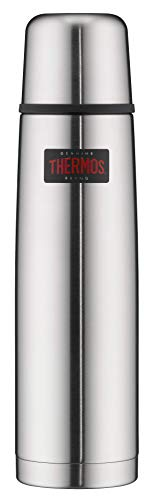 Thermos - Bouteille isotherme - Thermax - 1 Litre - Argent