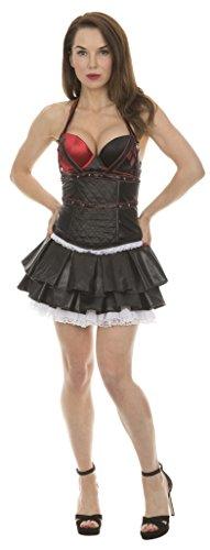 31Nf7HpxHWL Harley Quinn Arkham Costumes