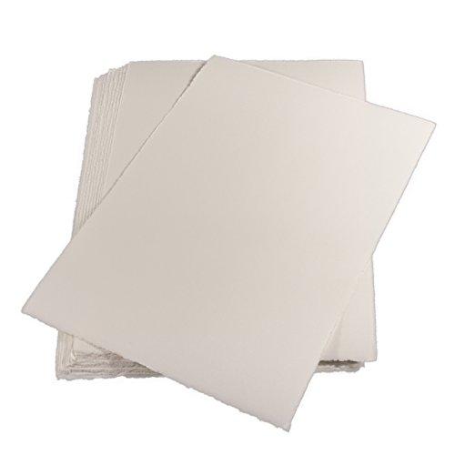 Echt Bütten Karten A5, 20 Stück