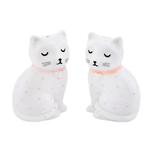 Maia Gifts Cutie Cat Salt and Pepper Shaker Set
