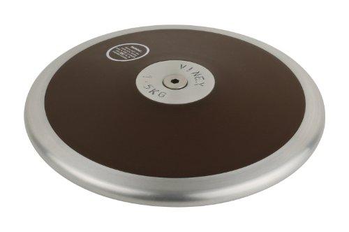 Vinex Disco de competición Super Challenge – 1,50 kg - Lanzamiento de Disco - competición y Entrenamiento ✅