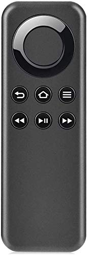 Xtrasaver CV98LM Replacement Remote Control Compatible with Amazon Fire TV Stick and Amazon Fire TV Box Without Voice Function W87CUN CL1130 LY73PR DV83YW PE59CV