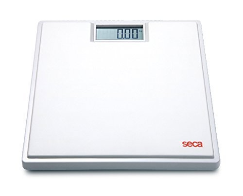 Seca Clara 803 Digital Bathroom Weight Scale-White (8031320009) by Seca