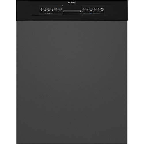 Lavavajillas de 60 cm, 13 cubiertos, clase D, color negro