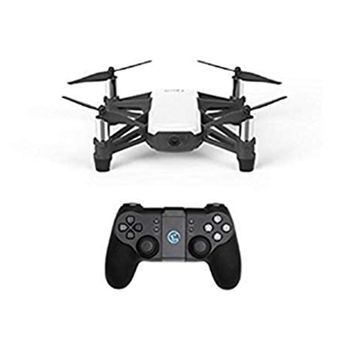 Ryze Tech Tello - Mini Drone Quadcopter UAV for Kids Beginners 5MP Camera HD720 Video 13min Flight Time Education Scratch Programming Toy Selfies, Powered by DJI, White