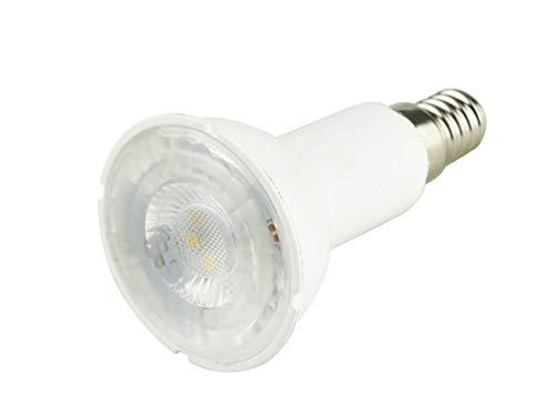 Sylvania SYL0026590 Ampoule réflecteur Led PAR 16 5 watts 345 Lumens, culot E14 Boite, Aluminium, Blanc
