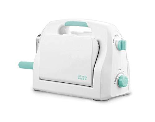 Artemio Machine de découpe et d'embossage Happy Cut A4, Blanc et Vert, 21x35x15