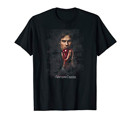 Vampire Diaries Damon Fruit T Shirt