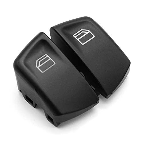 ZhiDuoXing Control de energía eléctrica Botones del Interruptor de la Ventana Empuje la Cubierta/Apto para -Mercedes-Benz Vito Viano W639 2003-2015 Sprinter W906 MK2 2005-2015/807624374022