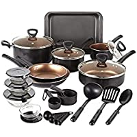 Cooks 30-Pieces Nonstick Cookware Set