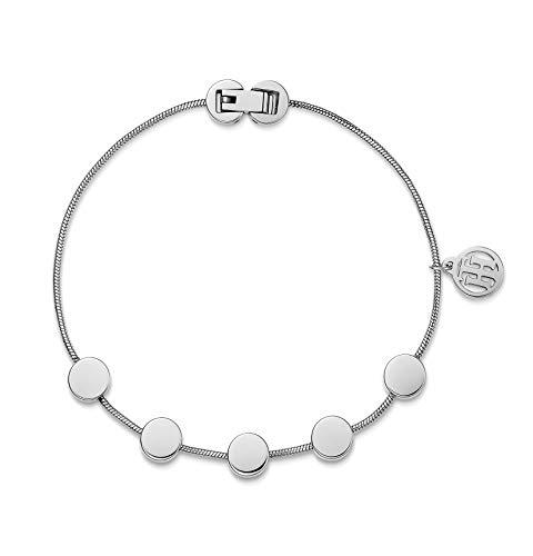 Tommy Hilfiger Jewelry Damen Manschette Edelstahl - 2700979