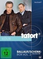 Tatort: Ballauf/Schenk-Box, Vol. 2 [3 DVDs]