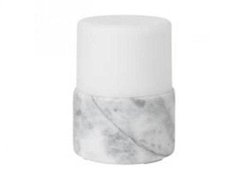 Duni Duni LED Good Concept Bright, Marble 105 x 75 mm mit Klick-System, für LED's 1 Stück