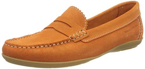 Marc O'Polo 215703101300, Damen Mokassin, Orange (Orange 277), 39 EU (6 UK)