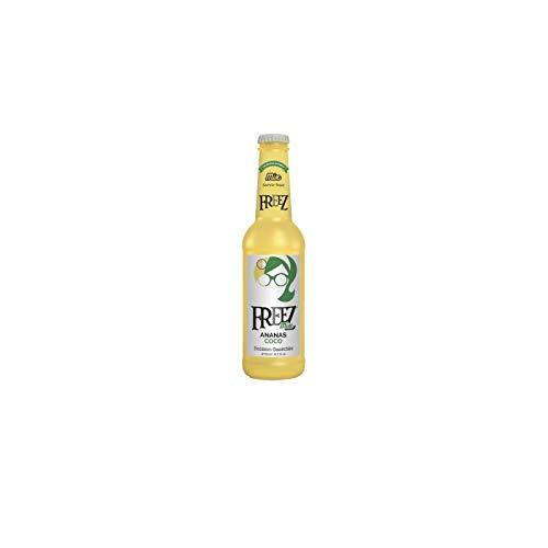 FREEZ - Mix Ananas Coco 275 Ml - Lot De 4