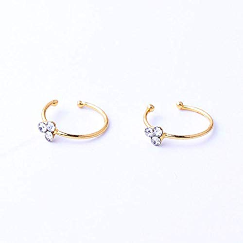 Indian Nose Ring Tiny Nose Ring Nostril Ring Nose Jewelry Silver Nose Ring Tribal Nose Ring Silver Nose Hoop Nostril Jewelry Piercing Jewelry NL3S Nose Piercing