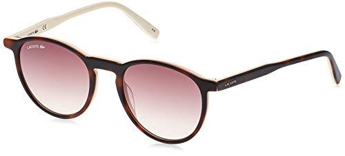 Lacoste L902S, Acetate Occhiali da Sole Havana/Rose Unisex Adulto, Multicolore, Standard