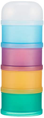 Suavinex - Dosificador de Leche en Polvo y Cereales. Apto para lavavajillas, colores surtidos, 1 unidad