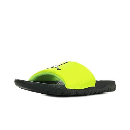 Nike Herren Jordan Break Dusch- & Badeschuhe, Mehrfarbig (Volt Black 700), 48.5 EU